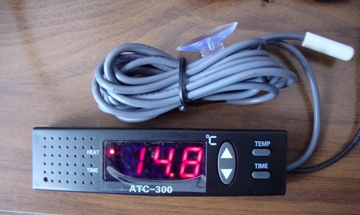 termostato para terrario pogona