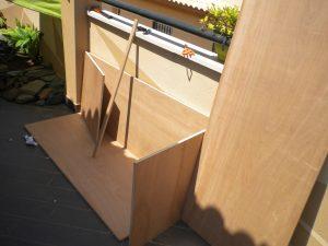 Medidas del terrario casero