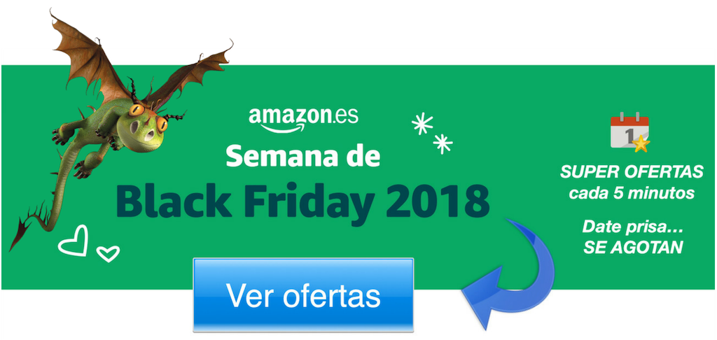 dragon barbudo black friday