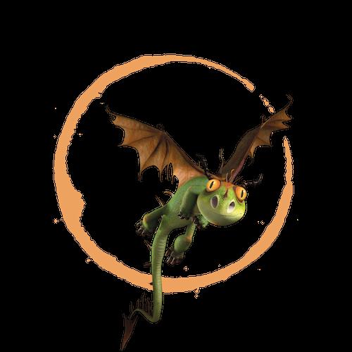 Dragon Barbudo