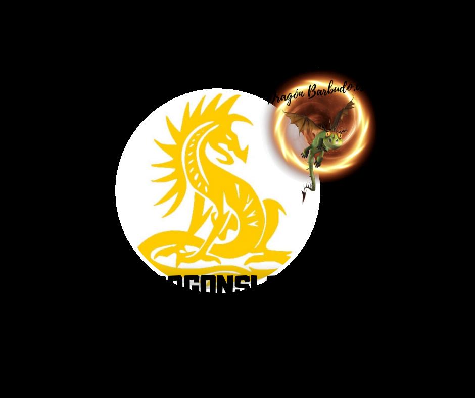 Criador de dragon barbudo